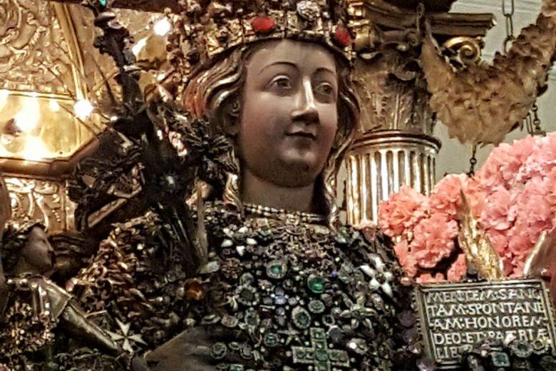 Festa estiva di Sant'Agata a Catania – #igirasagre