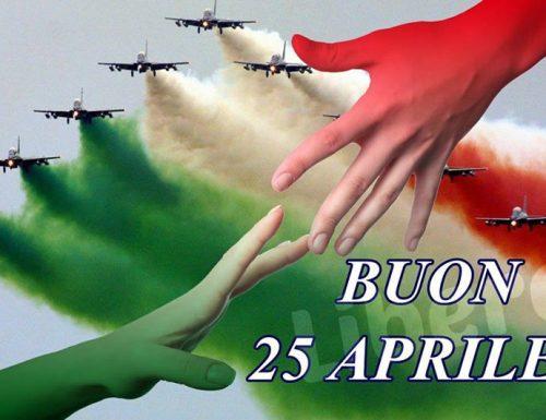 Festa della Liberazione – 25 Aprile 2020- #igirasagre